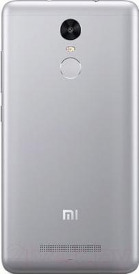 Смартфон Xiaomi Redmi Note 3 Pro 32GB (черный/серый)