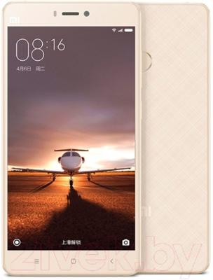 Смартфон Xiaomi Mi 4s 64GB (золото)