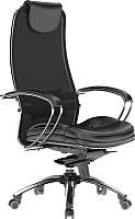 Кресло офисное Metta Samurai SL1 (черный) -