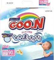 Подгузники Goo.N N/B 0-5кг (90шт) -