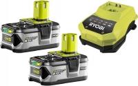 Аккумулятор для электроинструмента Ryobi RBC 18 LL 50 -