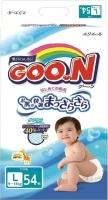 Подгузники Goo.N L 9-14кг (54шт) -