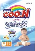 Подгузники Goo.N Minipack M (17шт) -