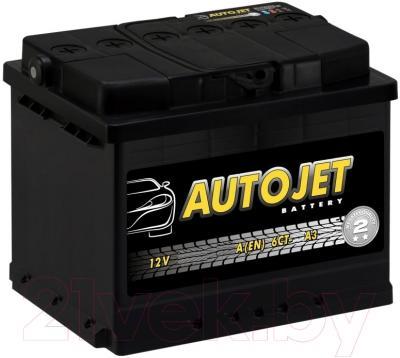 Автомобильный аккумулятор Autojet 55 R (55 А/ч)