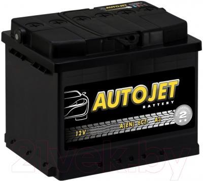 Автомобильный аккумулятор Autojet 55 L (55 А/ч)