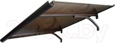 Навес Silver Wing 900x1600 (скатный)