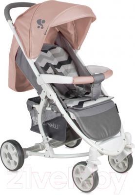 Детская прогулочная коляска Lorelli S300 2016 Beige (10020841613)