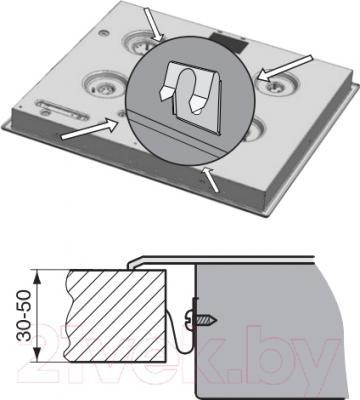 Электрическая варочная панель Korting HK6305BX