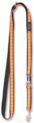 Поводок Ami Play NXR 100-200/2 (оранжевая собака)