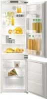 Холодильник с морозильником Korting KSI17875CNF -