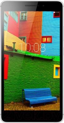 Планшет Lenovo Phab Plus PB1-770M 32GB LTE / ZA070068RU (серебристый)