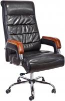 Кресло офисное Седия Toledo (черный бриллиант) -