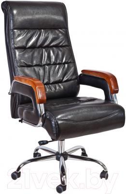 Кресло офисное Седия Toledo (черный бриллиант)