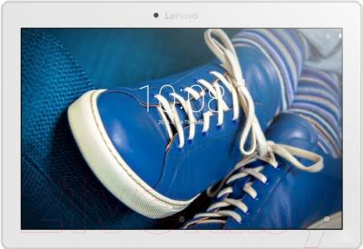 Планшет Lenovo Tab 2 A10-30L 16GB LTE / ZA0D0053RU (белый)