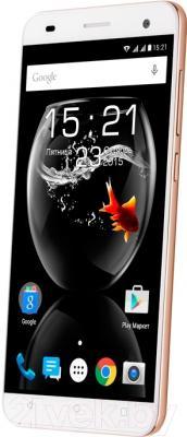 Смартфон Fly Cirrus 2 / FS504 (золото)