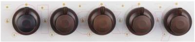 Газовая варочная панель Korting HG7115CTRI
