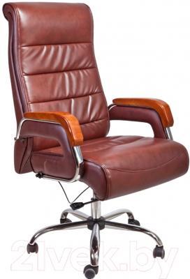Кресло офисное Седия Toledo (коричневый бриллиант)
