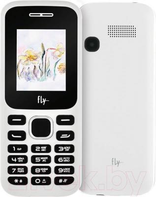 Мобильный телефон Fly FF178 (белый)