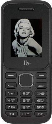 Мобильный телефон Fly FF178 (черный)