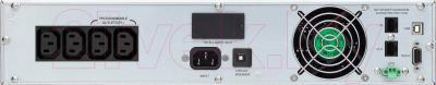ИБП Mustek PowerMust 1008 LCD RM
