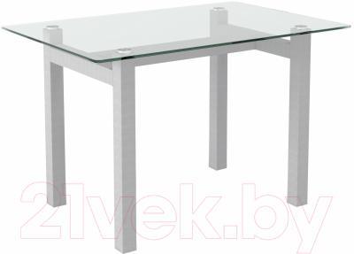 Обеденный стол Artglass Quardi 120