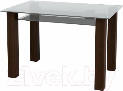Обеденный стол Artglass Palermo 120