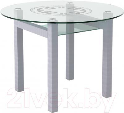 Обеденный стол Artglass Ringo Cleo Круг