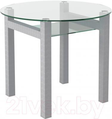 Обеденный стол Artglass Ringo Cleo 90