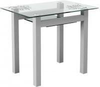 Обеденный стол Artglass Comfort Cleo Завитки -