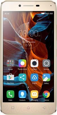 Смартфон Lenovo Vibe K5 Plus / A6020 (золото)