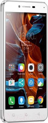 Смартфон Lenovo Vibe K5 Plus / A6020 (серебристый)