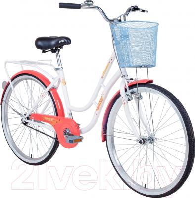 Велосипед Aist Avenue (белый)