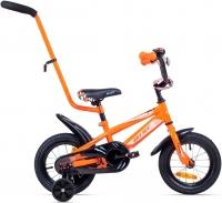 Детский велосипед с ручкой Aist Pluto 12 (красный) -