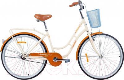 Велосипед Aist Avenue (бежевый)
