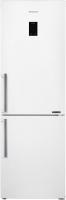 Холодильник с морозильником Samsung RB33J3301WW -