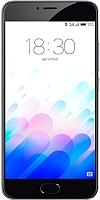 Смартфон Meizu M3 Note 32Gb (серый/черный) -