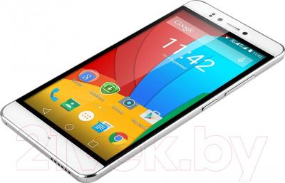 Смартфон Prestigio Muze F3 3532 Duo / PSP3532DUO (белый)