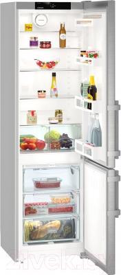Холодильник с морозильником Liebherr CNef 4005