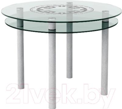 Обеденный стол Artglass Ringo Tale Круг