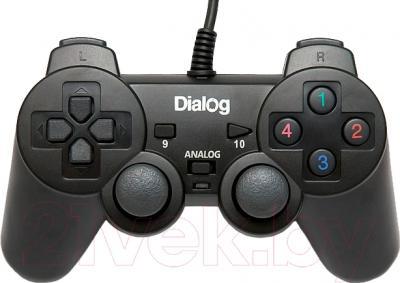 Геймпад Dialog Action GP-A11 (черный)