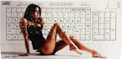 Клавиатура CBR Picture Dream