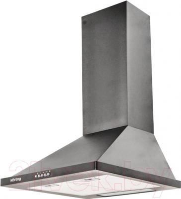 Вытяжка купольная Korting KHC6740X