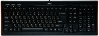 Клавиатура Dialog KP-113BU (черный) -