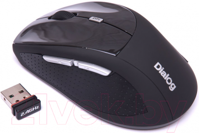 Клавиатура+мышь Dialog Katana KMRLK-0318U (черный)