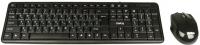 Клавиатура+мышь Dialog Pointer KMROP-0204U (черный) -