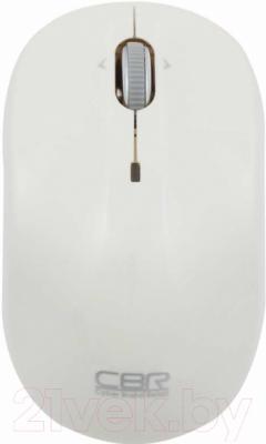 Мышь CBR CM-450 (белый)