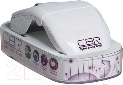 Мышь CBR CM-611 (белый)