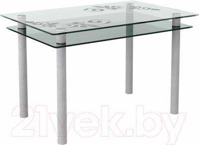 Обеденный стол Artglass Бриз Ветка