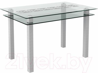 Обеденный стол Artglass Прима Меандр