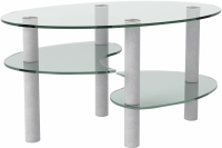 Журнальный столик Artglass Каскад -